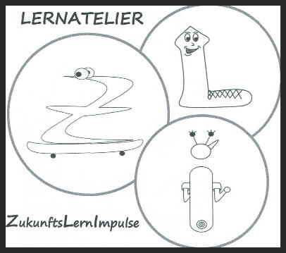 ZLI-Logo des Lernateliers